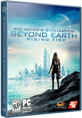Beyond Earth: Rising Tide poster