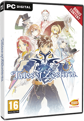 Tales of Zestiria PC Poster