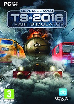 Train Simulator 2016 PC Poster