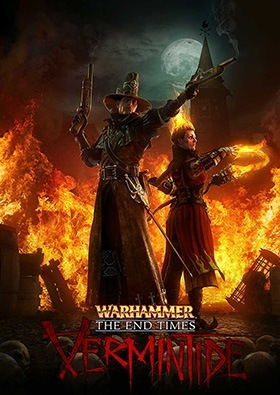 Warhammer: End Times - Vermintide poster