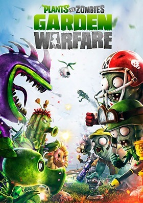 Plants vs Zombies: Garden Warfare poster
