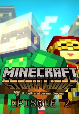 Minecraft: Story Mode Episode 2 poster
