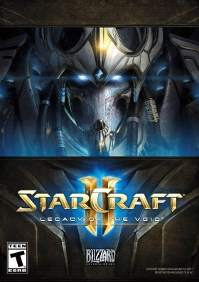 StarCraft 2: Legacy of the Void PC Poster