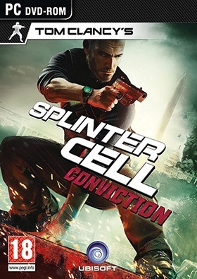 Splinter Cell: Conviction PC Poster