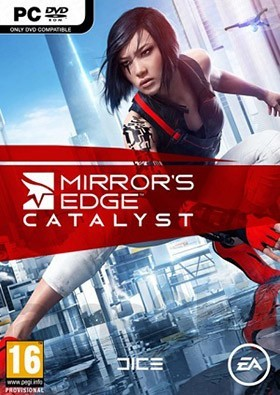 Mirrors Edge Catalyst poster