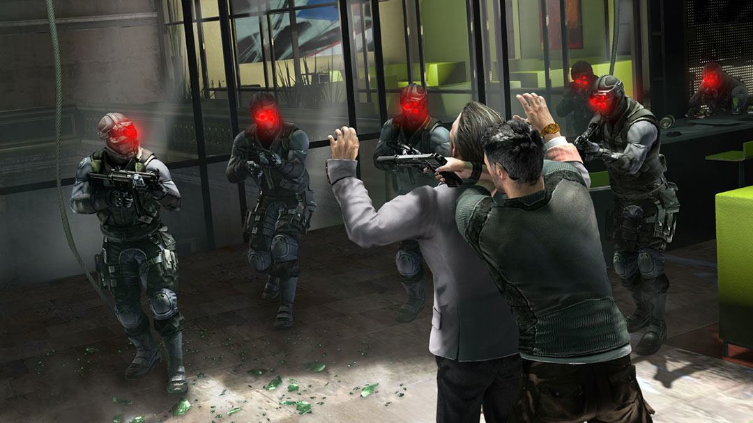 Splinter Cell: Conviction Screenshot