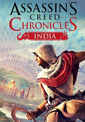 Assassins Creed Chronicles: India poster