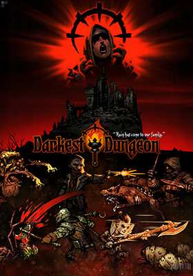 Darkest Dungeon poster