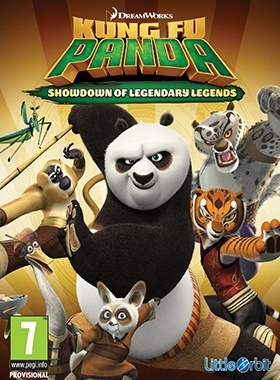 Kung Fu Panda: Showdown of Legendary Legends torrent