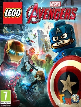 LEGO Marvels Avengers torrent