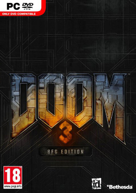 DOOM 3: BFG Edition download poster