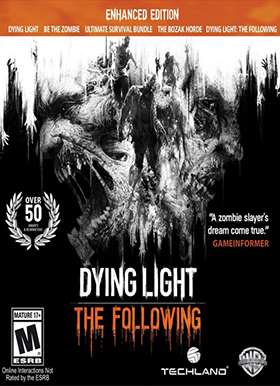 Dying Light: The Following Enhanced Edition torrent poster