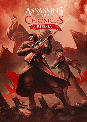 Assassins Creed Chronicles: Russia poster