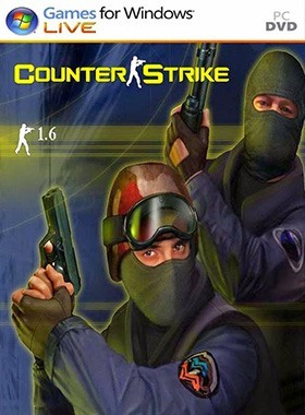 Counter Strike 1.6 PC Poster