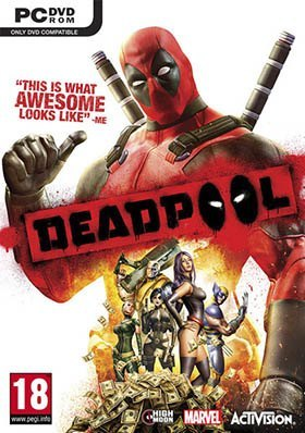 Deadpool PC Poster