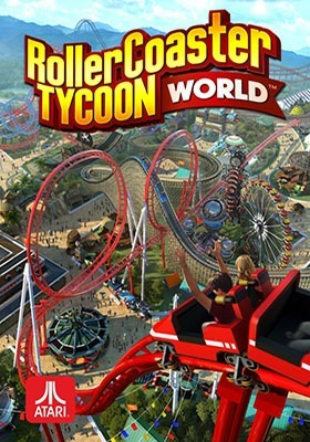 RollerCoaster Tycoon World PC Poster