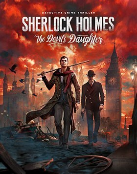 Sherlock Holmes: The Devils Daughter torrent