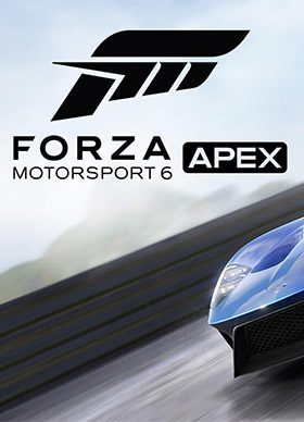 Forza Motorsport 6: Apex PC Poster
