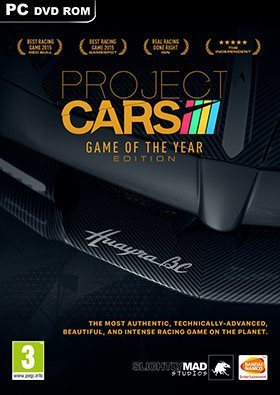 Project CARS GOTY torrent