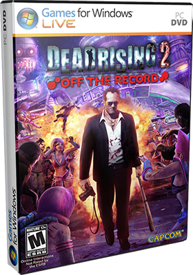 Dead Rising 2 PC Poster