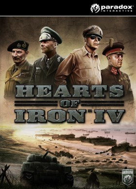 Hearts of Iron IV PC Poster
