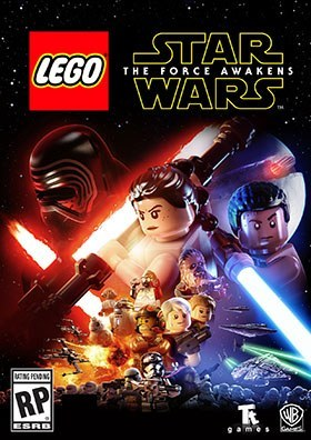 LEGO Star Wars: The Force Awakens poster