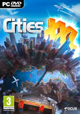 Cities XXL PC Poster