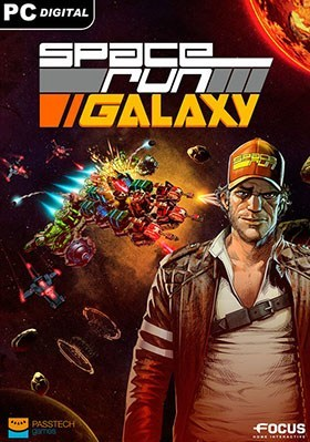 Space Run Galaxy PC Poster