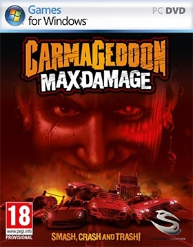Carmageddon: Max Damage torrent poster