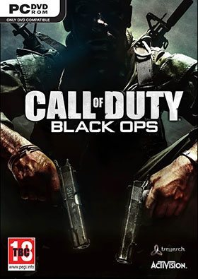 Call of Duty: Black Ops poster