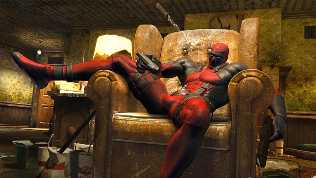 Deadpool Screenshot