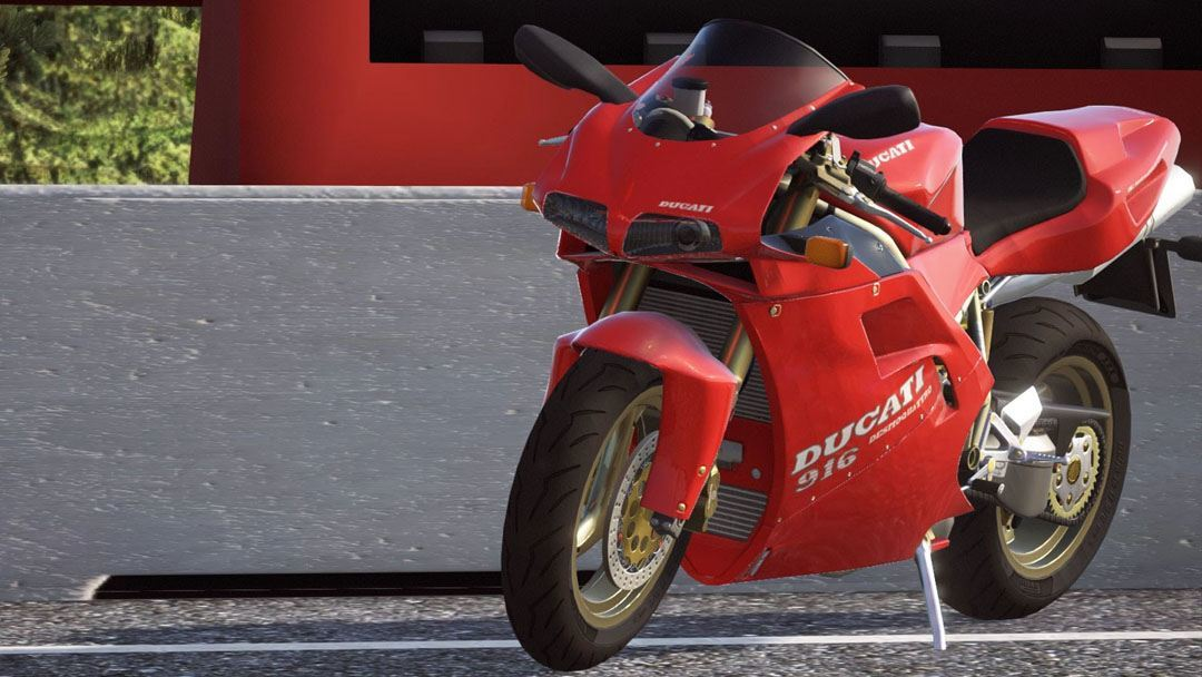 DUCATI - 90th Anniversary Screenshot
