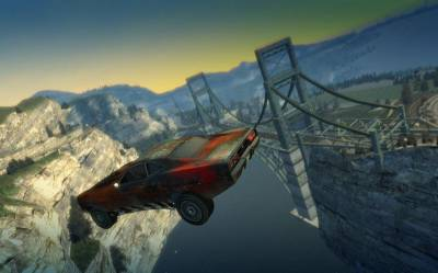 Burnout Paradise  torrent