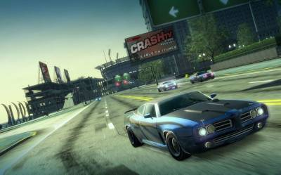 Burnout Paradise download torrent cracked