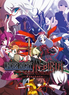 Under Night In-Birth Exe: Late torrent poster
