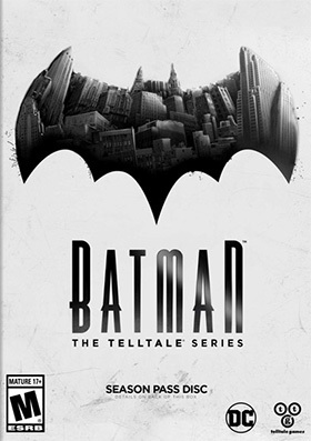 Batman: The Telltale Series poster