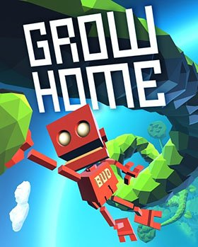 Grow Home! PC Poster