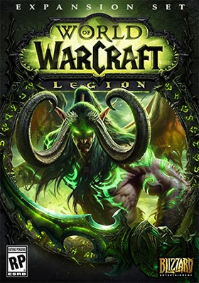 World of Warcraft: Legion torrent poster