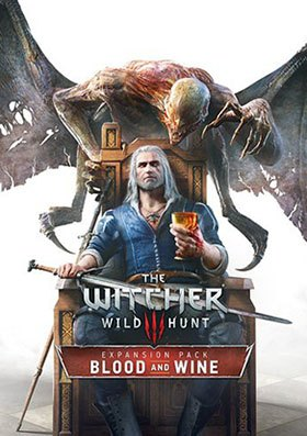 The Witcher 3: Blood and Wine torrent poster