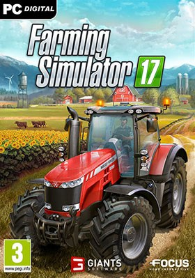 Farming Simulator 17 PC Poster