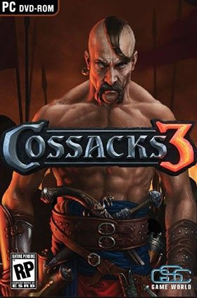 Cossacks 3 torrent poster
