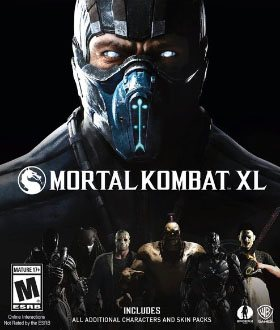 Mortal Kombat XL torrent poster