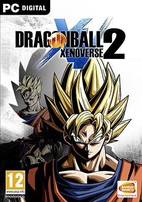 Dragon Ball Xenoverse 2 torrent poster