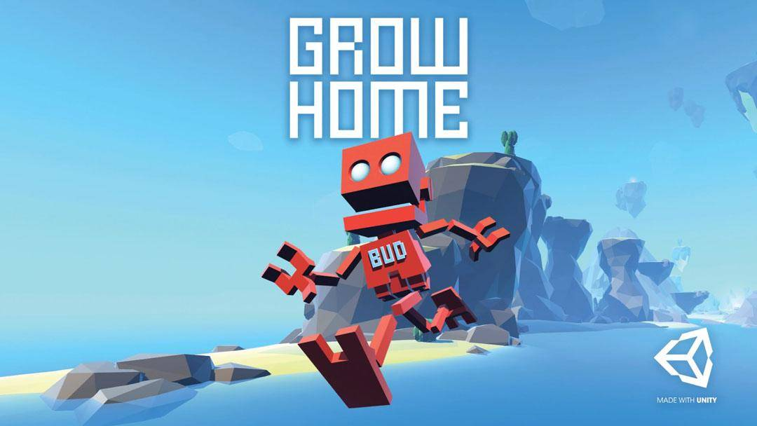 Grow Home! Screenshot