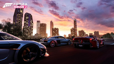 Forza Horizon 3 Download Torrent