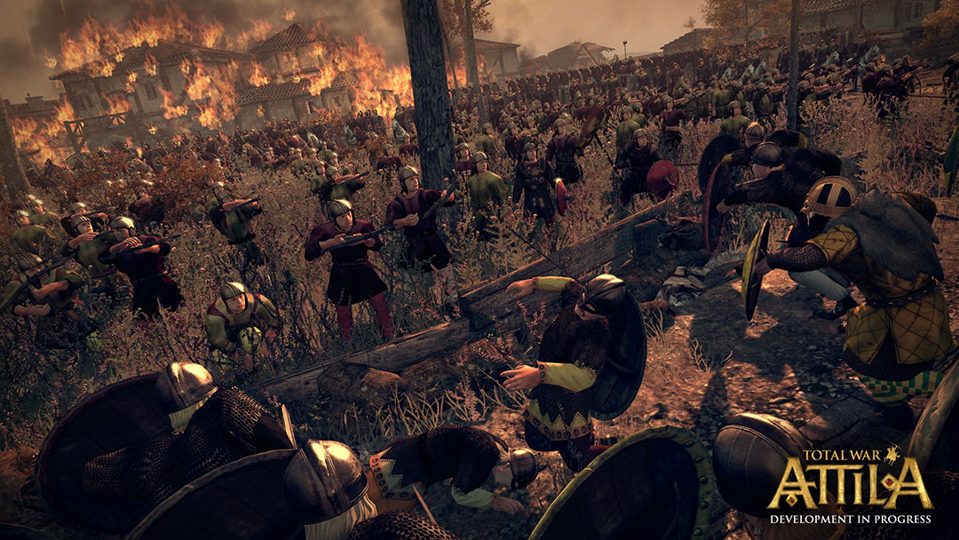 Total War: Attila download