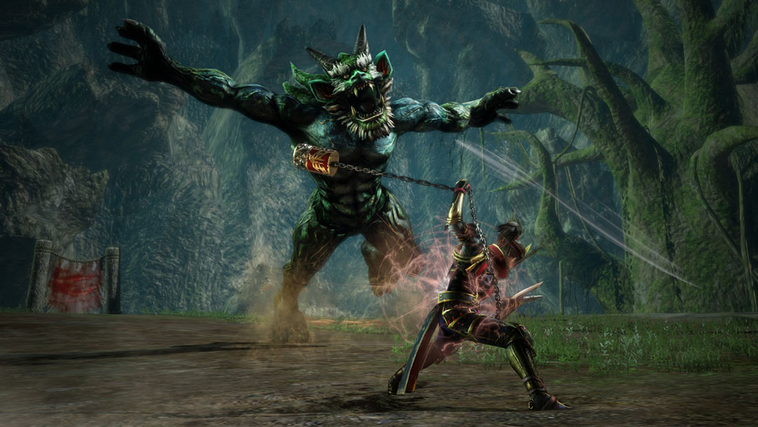 Toukiden Kiwami PC download