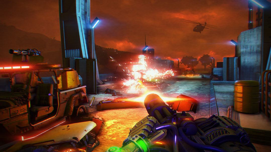 Far Cry 3 Blood Dragon download