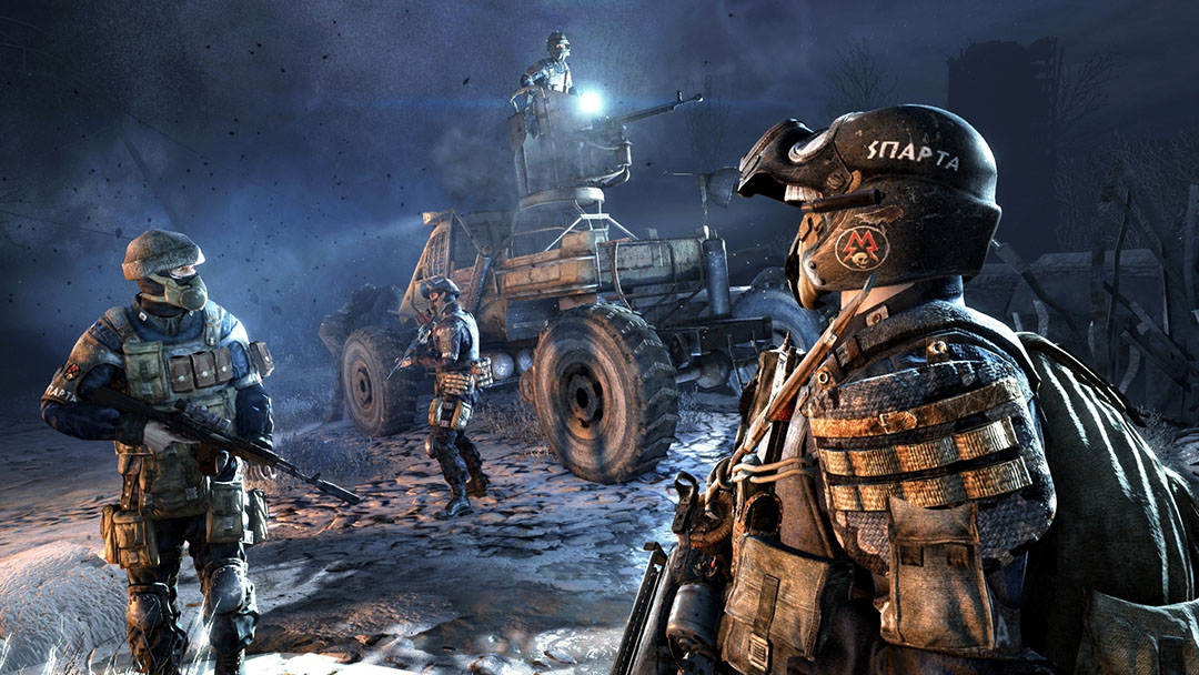 Metro 2033 Redux download torrent