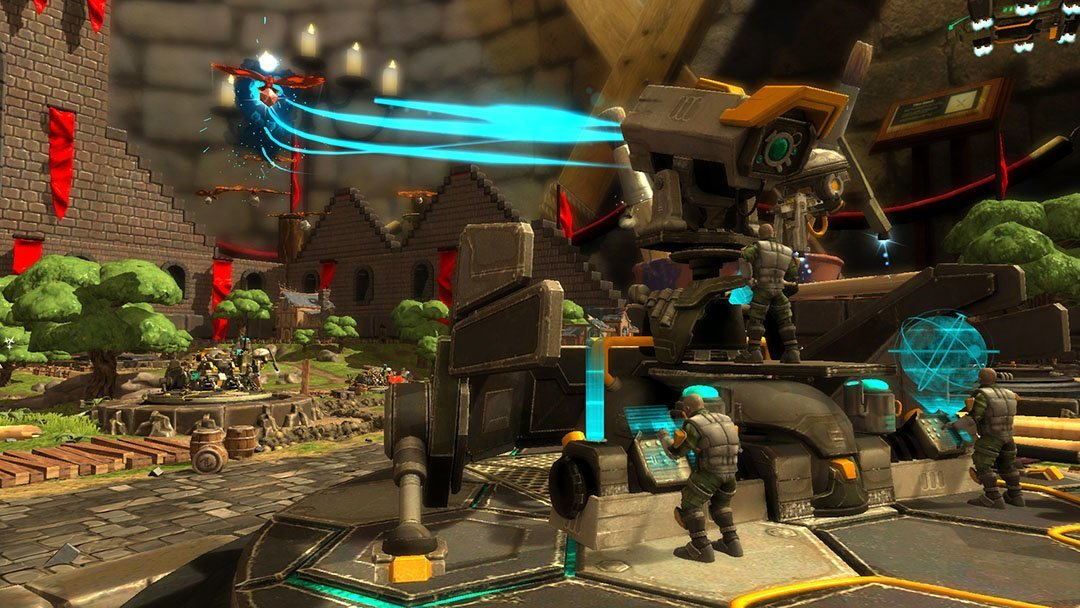 Toy Soldiers War Chest PC download